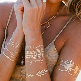 Pourquoi le tatouage éphémère